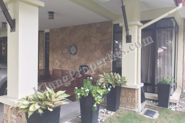 For Sale Semi-Detached at Glenmarie Cove, Port Klang Freehold Semi Furnished 4R/5B 1.03m