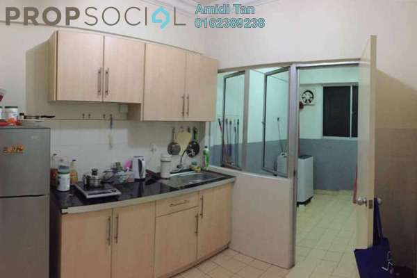 For Sale Condominium at Koi Tropika, Puchong Freehold Fully Furnished 3R/2B 360k