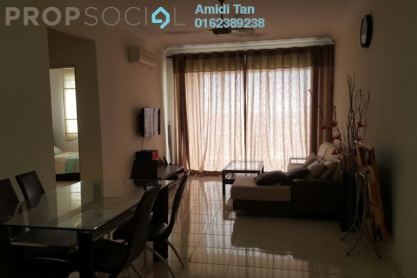 For Rent Condominium at Koi Tropika, Puchong Freehold Fully Furnished 3R/2B 1.9k