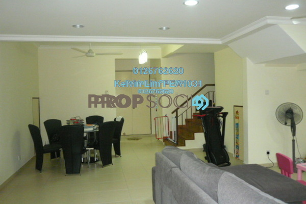 For Sale Townhouse at Mutiara Tropicana, Tropicana Freehold Semi Furnished 3R/2B 870k