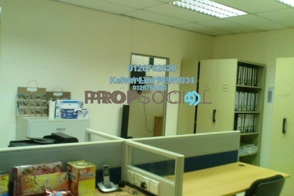 For Rent Office at SunwayMas Commercial Centre, Kelana Jaya Freehold Fully Furnished 3R/1B 1.9k