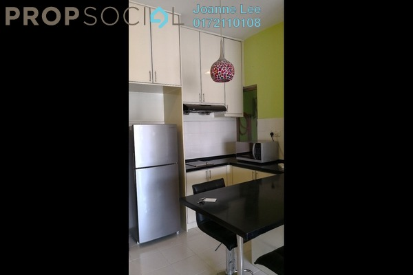 For Rent Condominium at Ritze Perdana 1, Damansara Perdana Freehold Fully Furnished 1R/1B 1.4k