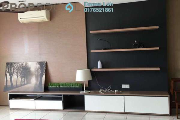 For Rent Condominium at Aseana Puteri, Bandar Puteri Puchong Freehold Fully Furnished 3R/2B 2k