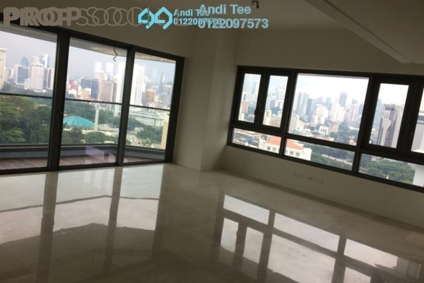 For Sale Condominium at The Sentral Residences, KL Sentral Freehold Semi Furnished 3R/4B 2.81m