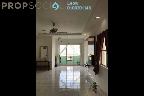 For Rent Apartment at Merdeka Villa, Ampang Freehold Semi Furnished 3R/2B 1.25k