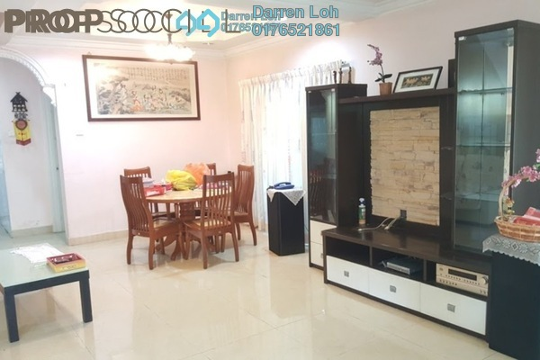 For Rent Terrace at Puteri 6, Bandar Puteri Puchong Freehold Fully Furnished 5R/4B 2.4k