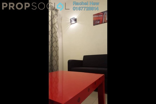 For Rent Condominium at D'Alamanda, Cheras Freehold Fully Furnished 2R/1B 1.6k