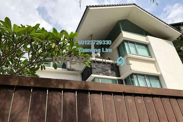 For Sale Bungalow at Villa Ledang, Damansara Heights Freehold Fully Furnished 8R/8B 5m