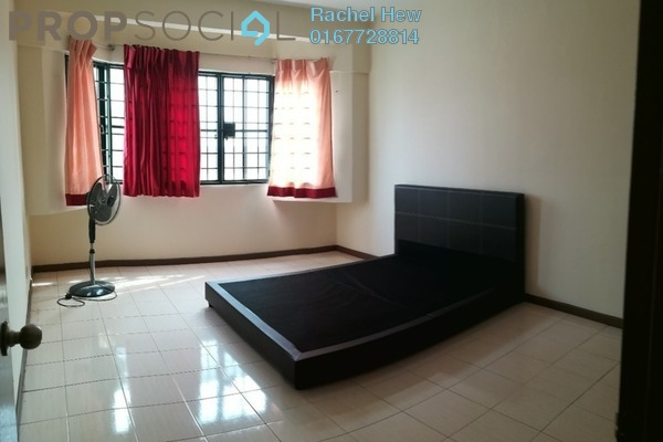 For Rent Condominium at Idaman Putera, Setapak Freehold Semi Furnished 3R/3B 1.5k