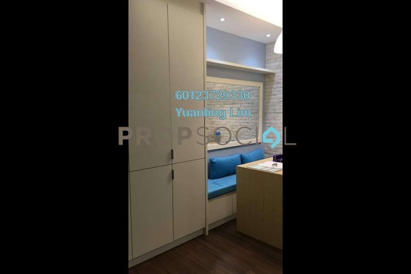 For Rent Condominium at Silk Sky, Balakong Freehold Fully Furnished 1R/1B 1.3k
