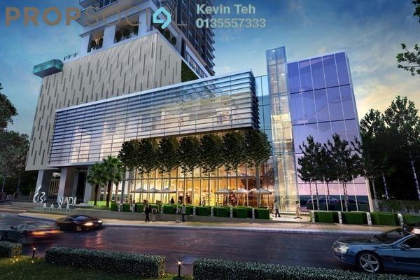 For Sale Condominium at Nadi Bangsar, Bangsar Freehold Unfurnished 1R/1B 850k