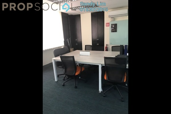 For Rent Office at Plaza Mont Kiara, Mont Kiara Freehold Fully Furnished 0R/0B 5.3k