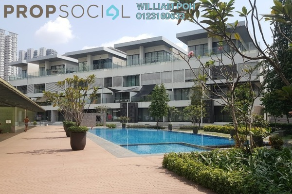 For Sale Condominium at Kenny Heights Sanctuary, Kenny Heights Freehold Semi Furnished 5R/5B 4.79m