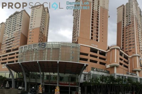 For Rent Serviced Residence at Rhythm Avenue, UEP Subang Jaya Freehold Unfurnished 3R/2B 1.3k