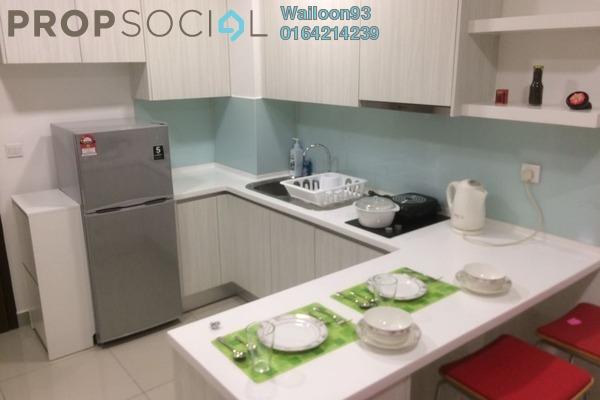For Sale Condominium at Casa Subang, UEP Subang Jaya Freehold Semi Furnished 3R/2B 390k
