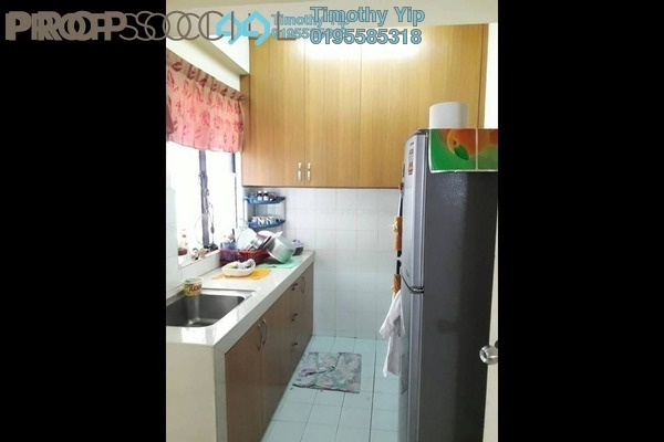For Sale Condominium at Sri Pelangi, Setapak Freehold Fully Furnished 3R/2B 389k