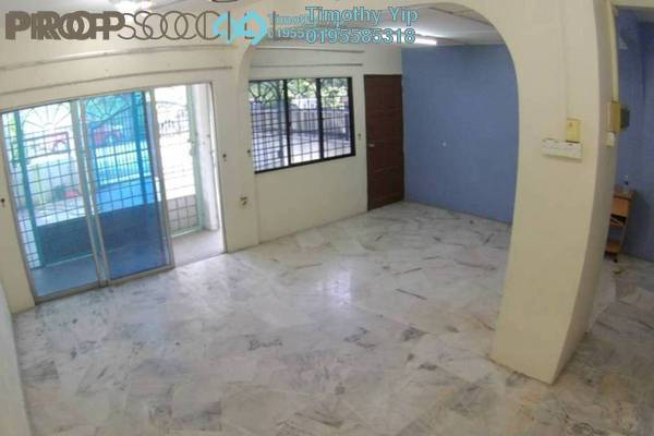 For Sale Terrace at Taman Jasmin, Kajang Freehold Semi Furnished 4R/3B 399k