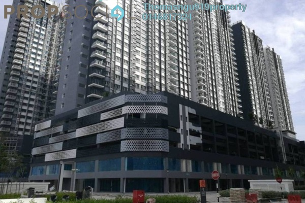 For Sale Condominium at Savanna Executive Suites, Southville City Freehold Semi Furnished 3R/2B 440k