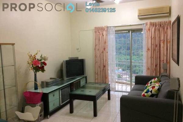 For Sale Condominium at Ketumbar Hill, Cheras Freehold Fully Furnished 3R/2B 460k
