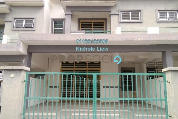 For Sale Terrace at Section 5, Bandar Mahkota Cheras Freehold Semi Furnished 6R/4B 650k