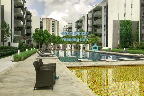 For Sale Condominium at The Sanderson, Seri Kembangan Freehold Fully Furnished 3R/2B 630k