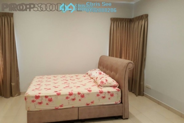 For Rent Semi-Detached at BSC Waterfront, Bandar Seri Coalfields Freehold Semi Furnished 5R/6B 2.5k