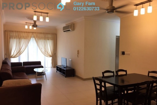 For Sale Condominium at Savanna 2, Bukit Jalil Freehold Fully Furnished 3R/2B 685k
