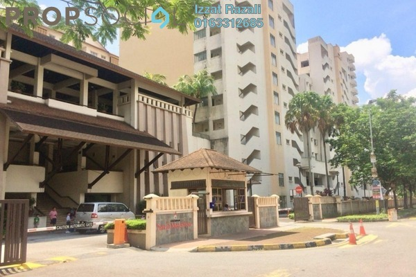 For Sale Condominium at Puncak Nusa Kelana, Ara Damansara Freehold Unfurnished 3R/3B 600k
