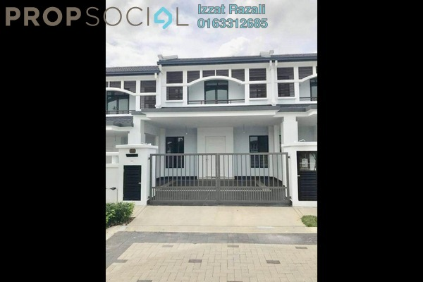 For Sale Terrace at Eco Majestic, Semenyih Freehold Unfurnished 4R/4B 698k