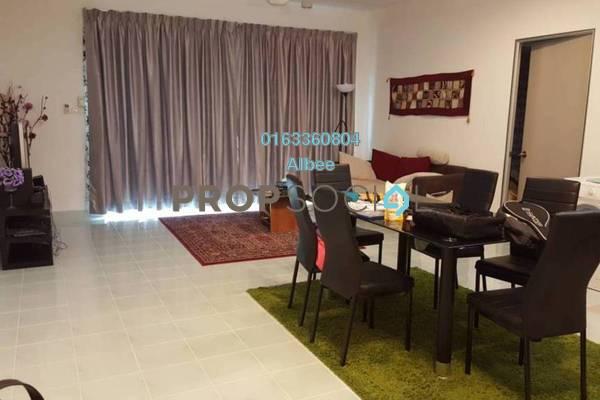 For Rent Condominium at Ritze Perdana 2, Damansara Perdana Freehold Fully Furnished 1R/1B 1.6k