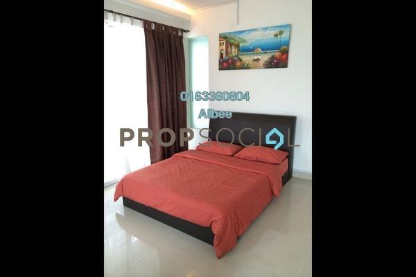 For Rent Condominium at Ritze Perdana 2, Damansara Perdana Freehold Fully Furnished 0R/1B 1.5k