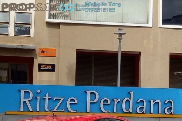 For Sale Condominium at Ritze Perdana 1, Damansara Perdana Freehold Semi Furnished 1R/1B 430k