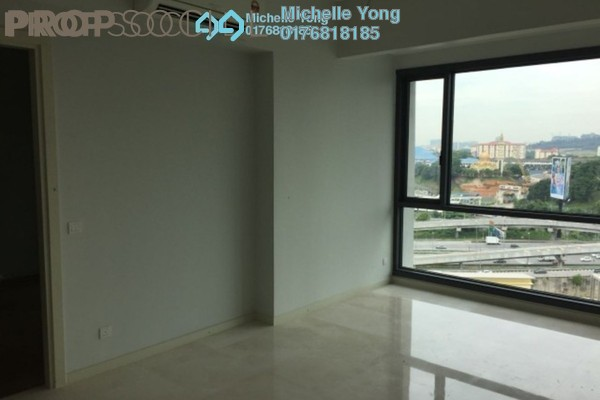 For Sale Condominium at Vogue Suites One @ KL Eco City, Mid Valley City Freehold Semi Furnished 2R/1B 1.2m
