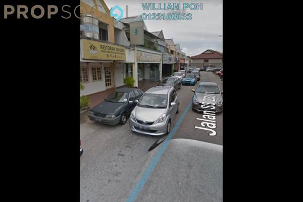 For Sale Shop at Taman SEA, Petaling Jaya Freehold Semi Furnished 0R/0B 1.75m