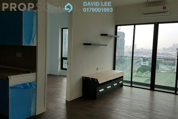 For Rent Condominium at Kelana Damansara Suite, Kelana Jaya Freehold Semi Furnished 3R/2B 2.2k