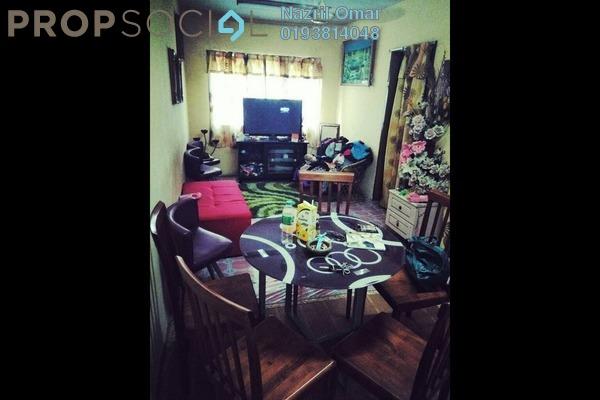 For Sale Apartment at Harmoni Apartment, Damansara Damai Leasehold Semi Furnished 3R/2B 115k