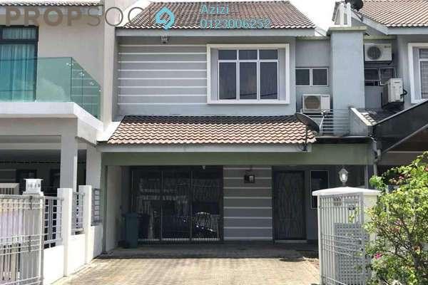 For Sale Terrace at Seri Bangi, Bandar Baru Bangi Leasehold Semi Furnished 4R/3B 700k