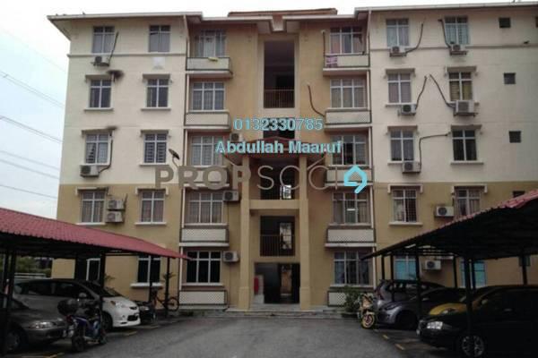 For Sale Apartment at Mutiara Perdana, Bandar Sunway Freehold Semi Furnished 3R/2B 340k