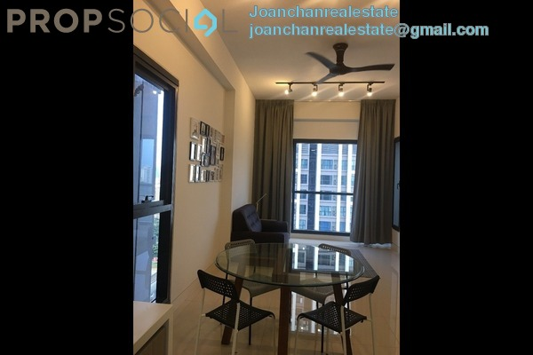 For Rent Serviced Residence at Tropicana Gardens, Kota Damansara Freehold Fully Furnished 1R/1B 2.2k