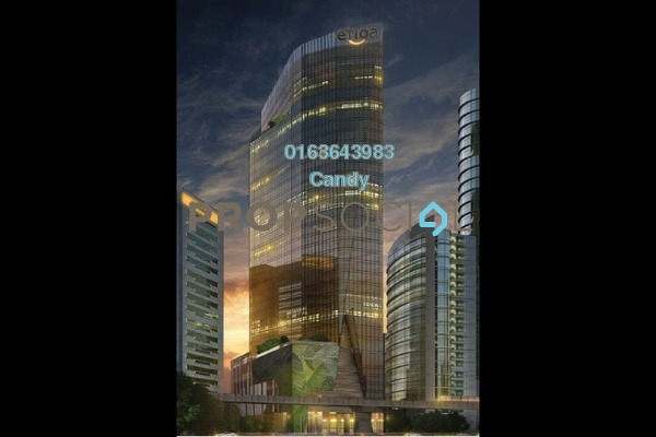 For Rent Office at Etiqa Tower, Bangsar Freehold Unfurnished 0R/0B 84.5k