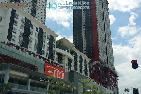 For Sale Condominium at Axis SoHu, Pandan Indah Freehold Fully Furnished 1R/1B 280k