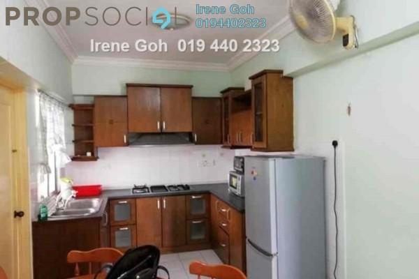For Rent Condominium at Villa Emas, Bayan Indah Freehold Fully Furnished 3R/2B 1.5k
