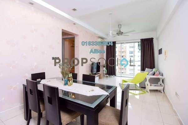 For Rent Condominium at Perdana Emerald, Damansara Perdana Freehold Fully Furnished 3R/2B 1.9k