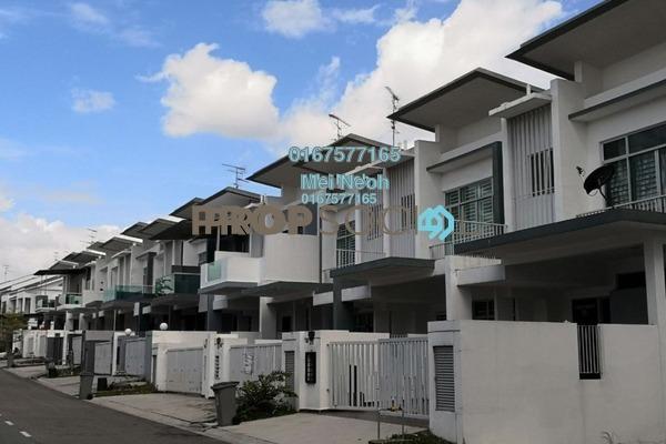 For Sale Terrace at Nusa Sentral, Iskandar Puteri (Nusajaya) Freehold Unfurnished 4R/3B 568k