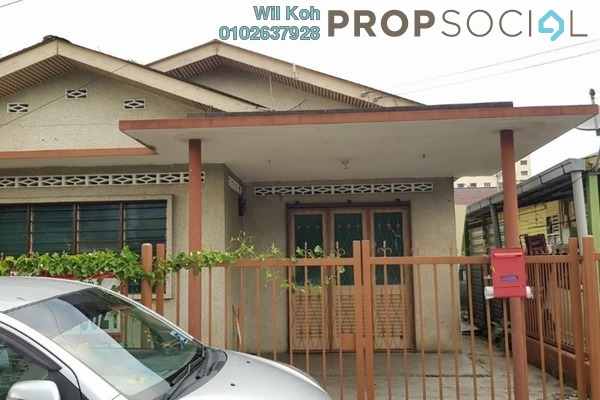 For Rent Terrace at Ampang New Village, Ampang Freehold Unfurnished 5R/2B 1.5k