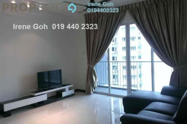 For Rent Condominium at Vertiq, Gelugor Freehold Fully Furnished 3R/2B 2.1k
