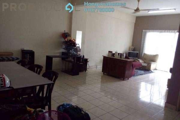 For Sale Condominium at Prima Setapak I, Setapak Freehold Semi Furnished 3R/2B 410k