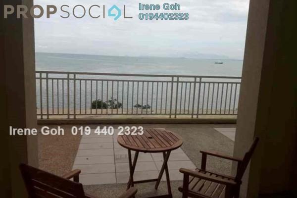 For Rent Condominium at Quayside, Seri Tanjung Pinang Freehold Semi Furnished 2R/4B 5.5k