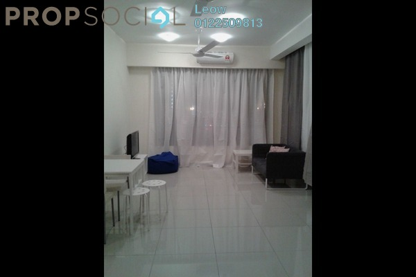 For Rent Condominium at Flexis @ One South, Seri Kembangan Freehold Fully Furnished 1R/1B 1.6k