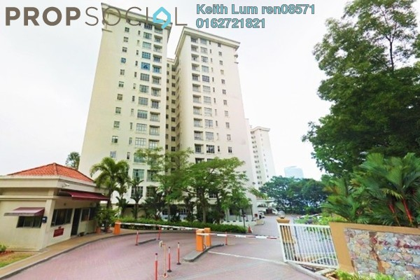 For Sale Condominium at Sri Langit, Seputeh Freehold Fully Furnished 5R/4B 2.5m